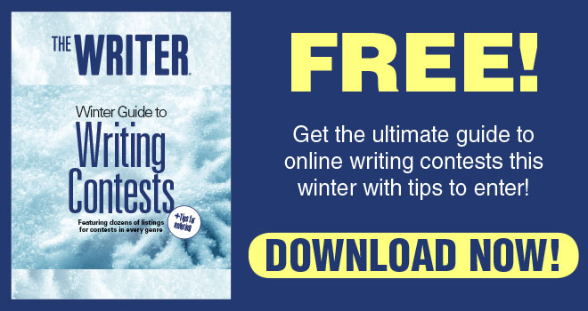 2018 Guide to winter writing contests