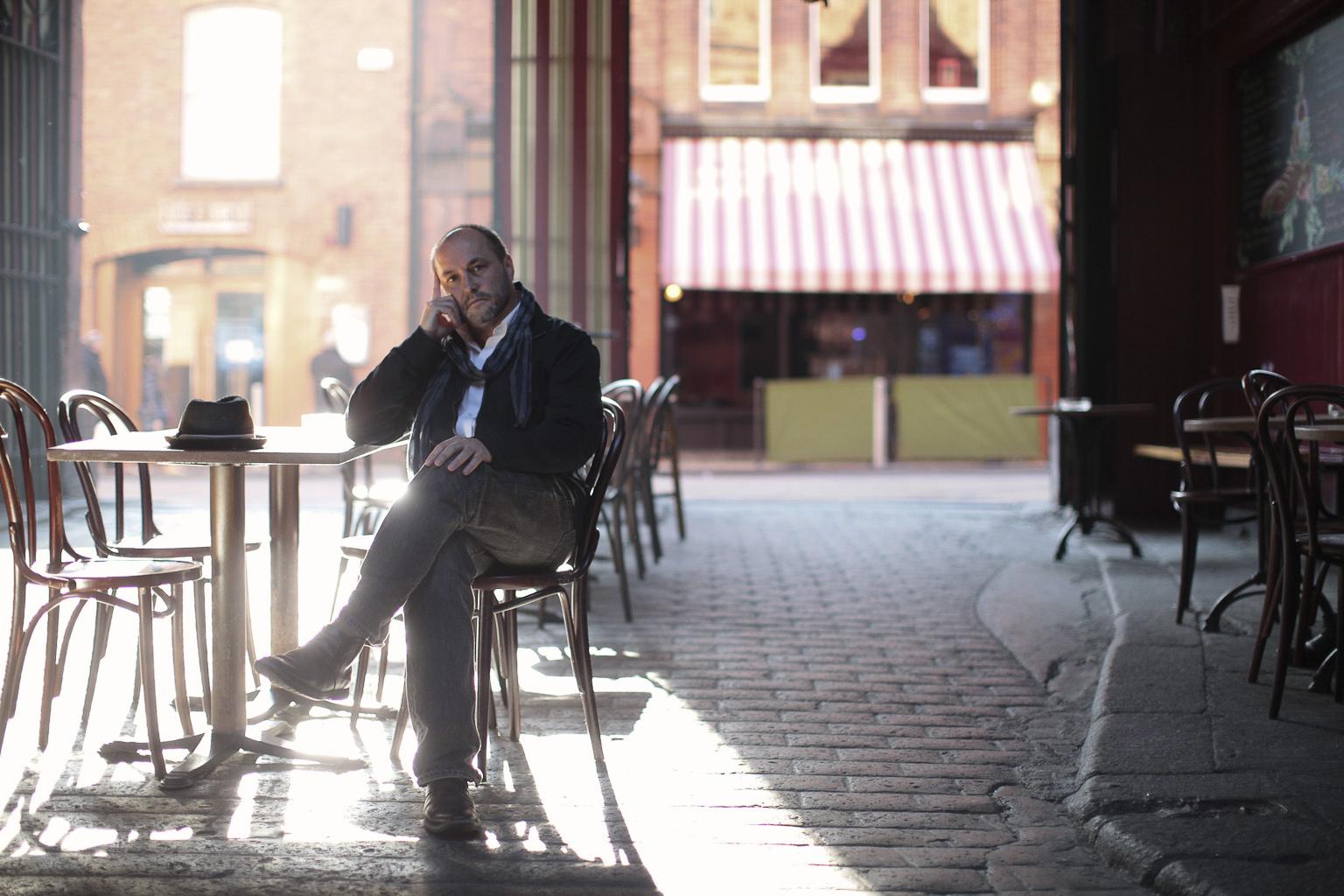 Colum McCann: The words that matter