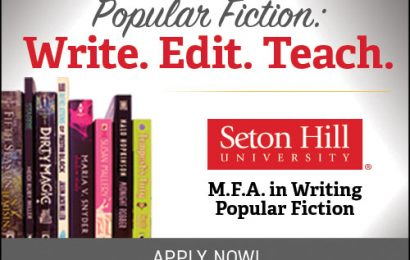 Seton Hill University Writing Popular Fiction Program