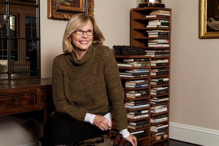 Anita Shreve: Soldier on