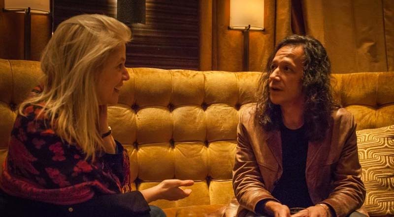 The night I met up with novelist Glen Duncan