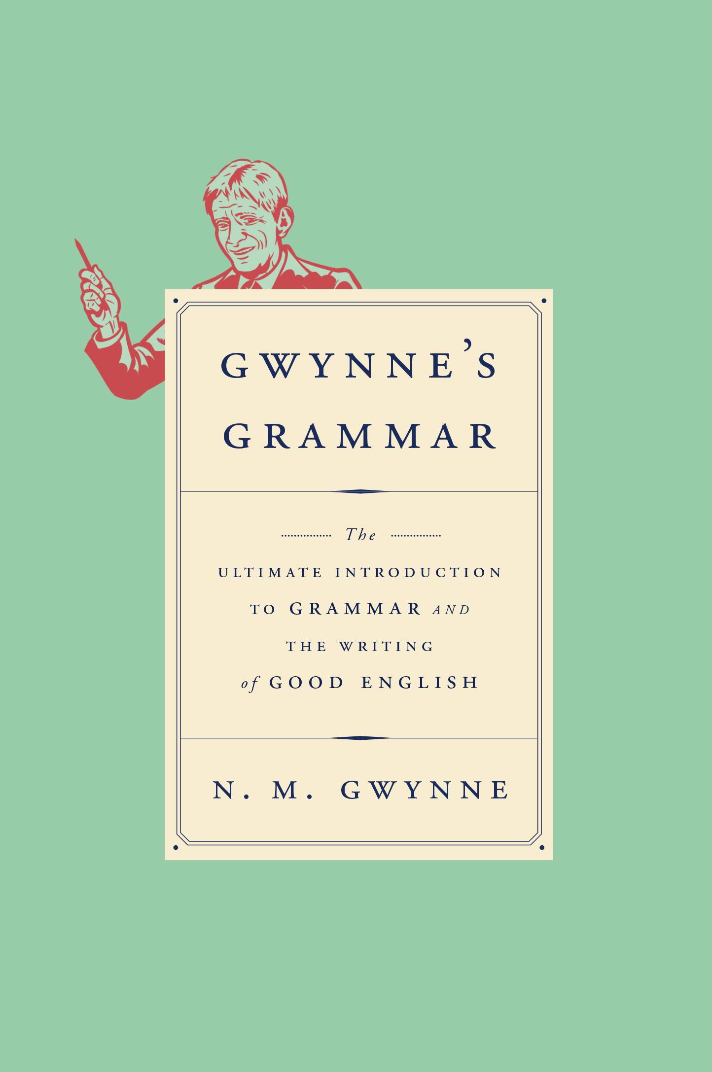 A grammar giveaway!