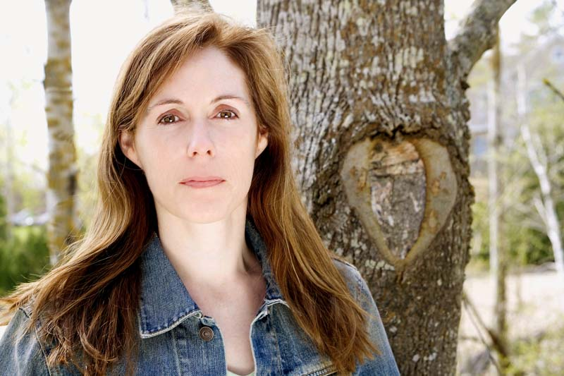 Laurie Halse Anderson boils down the bones