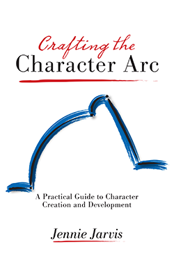 "GIVEAWAY: Win ""Crafting the Character Arc"" by Jennie Jarvis!"