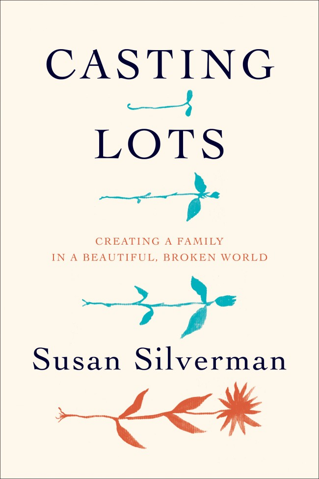 "GIVEAWAY: ""Casting Lots"" by Susan Silverman!"