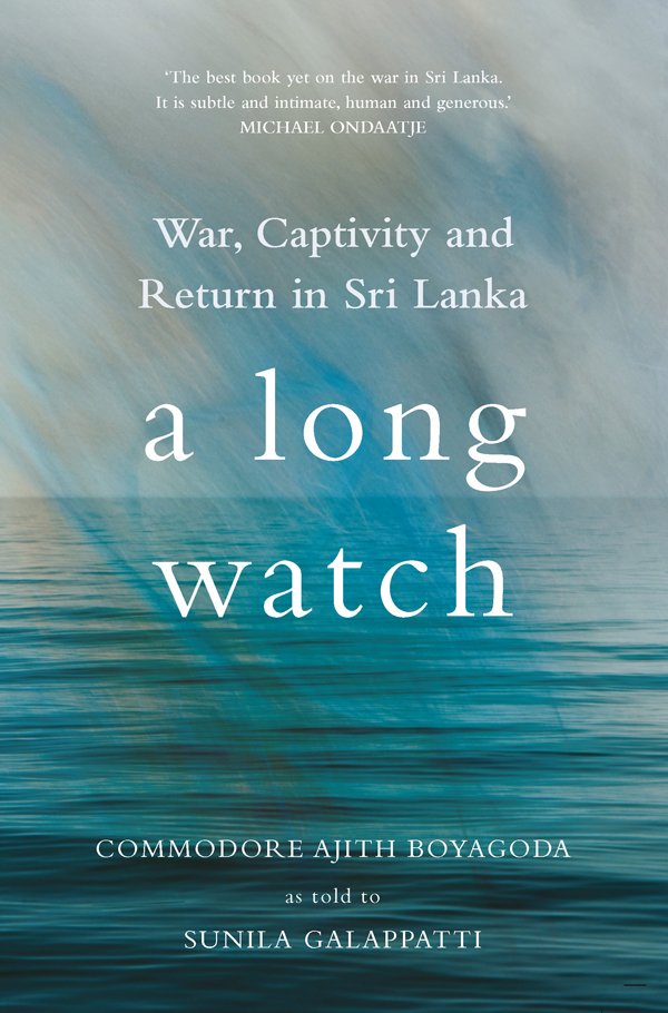 "GIVEAWAY: Win ""A Long Watch: War, Captivity and Return in Sri Lanka"""