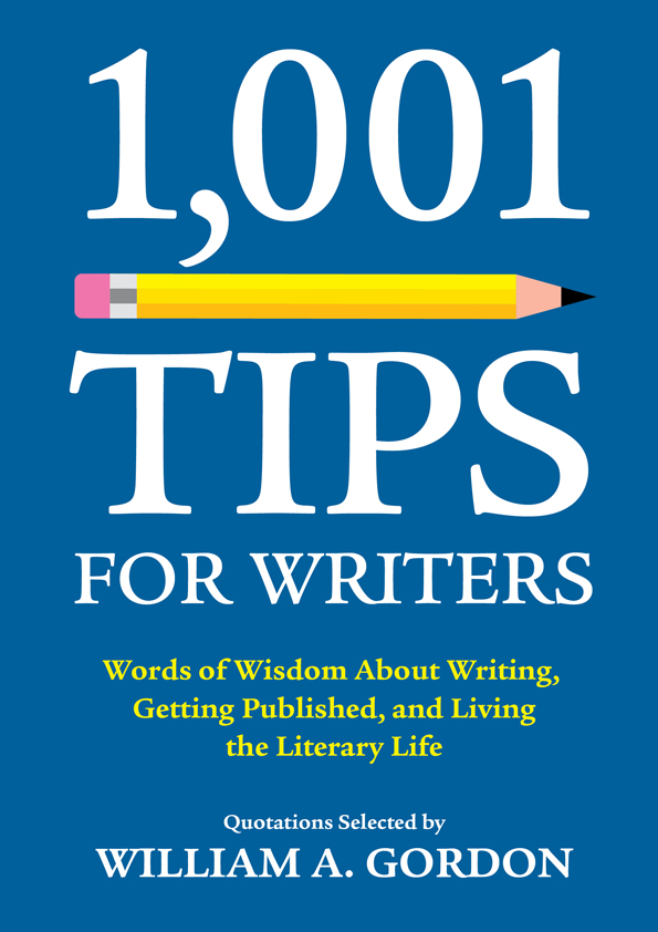 "GIVEAWAY: Win ""1,001 Tips for Writers!"""