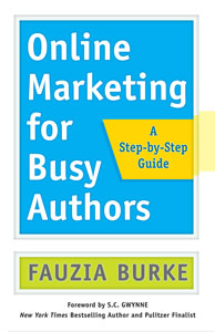 GIVEAWAY: Win Online Marketing for Busy Authors