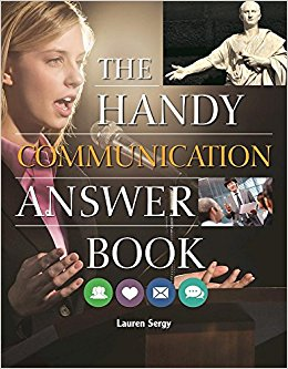 Giveaway: Win The Handy Communication Answer Book