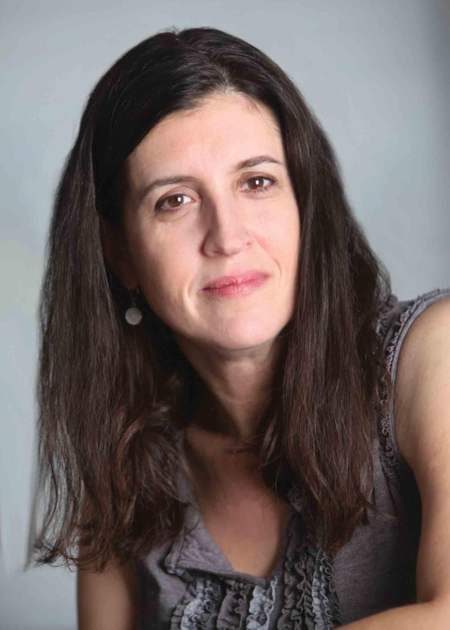 Heidi Pitlor: Page turner