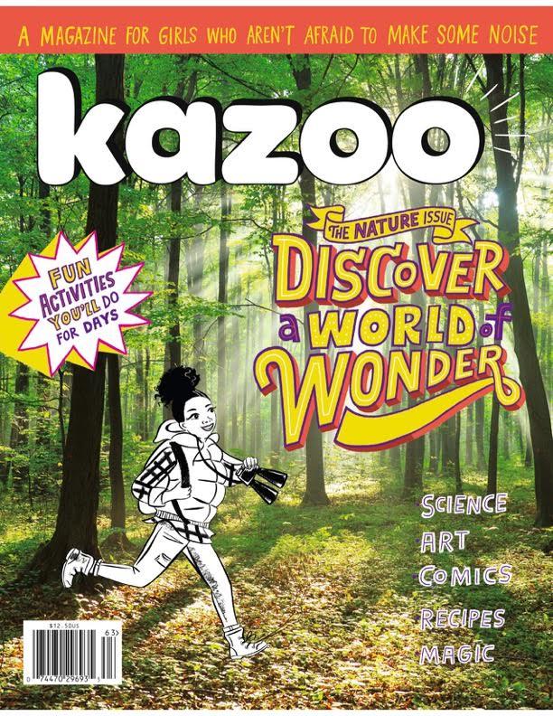 Literary Spotlight: Kazoo