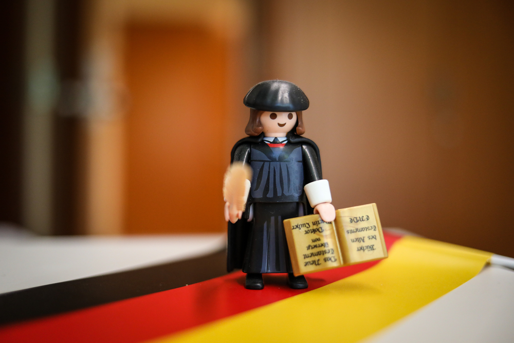 A Martin Luther writing prompt - The Writer magazine