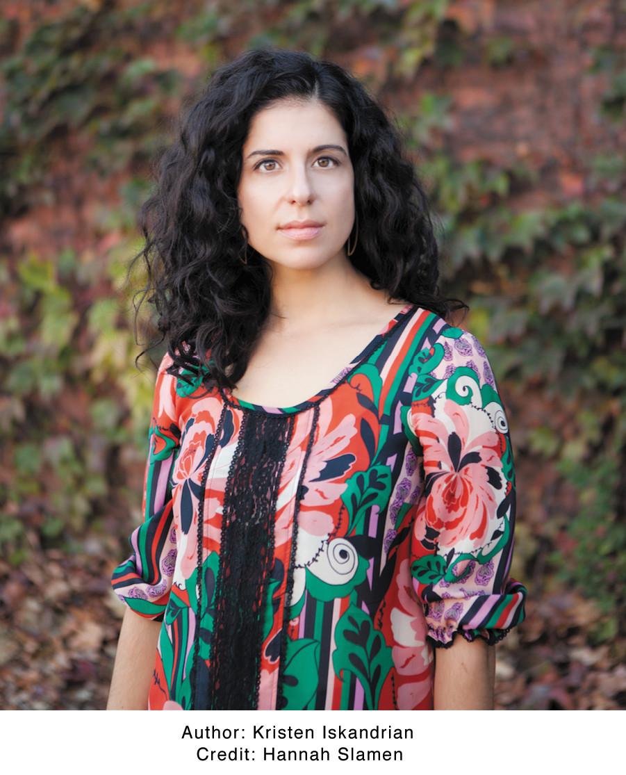 Kristen Iskandrian: How I Write