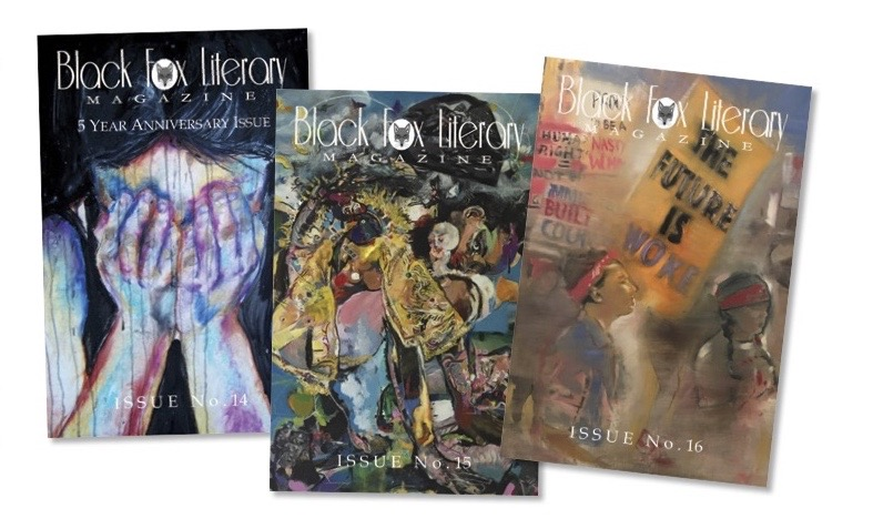 Literary Spotlight: Black Fox Literary Magazine