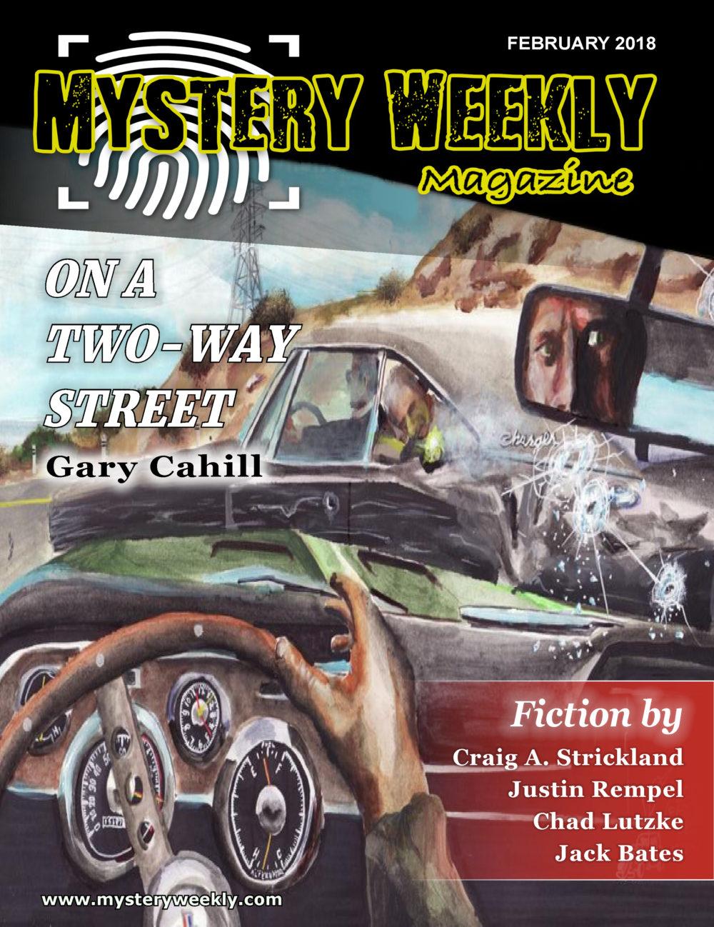 Literary Spotlight: Mystery Weekly