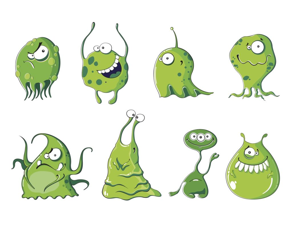 Little green monsters: How to beat writer envy