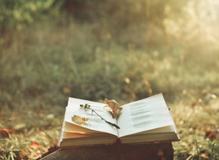 April National Poetry month writing prompt