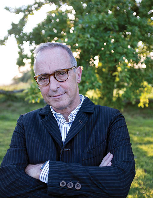 On the road with David Sedaris
