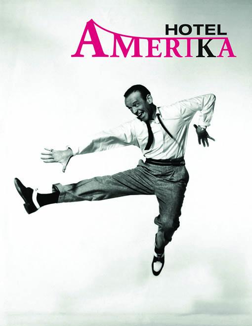 Literary Spotlight: Hotel Amerika