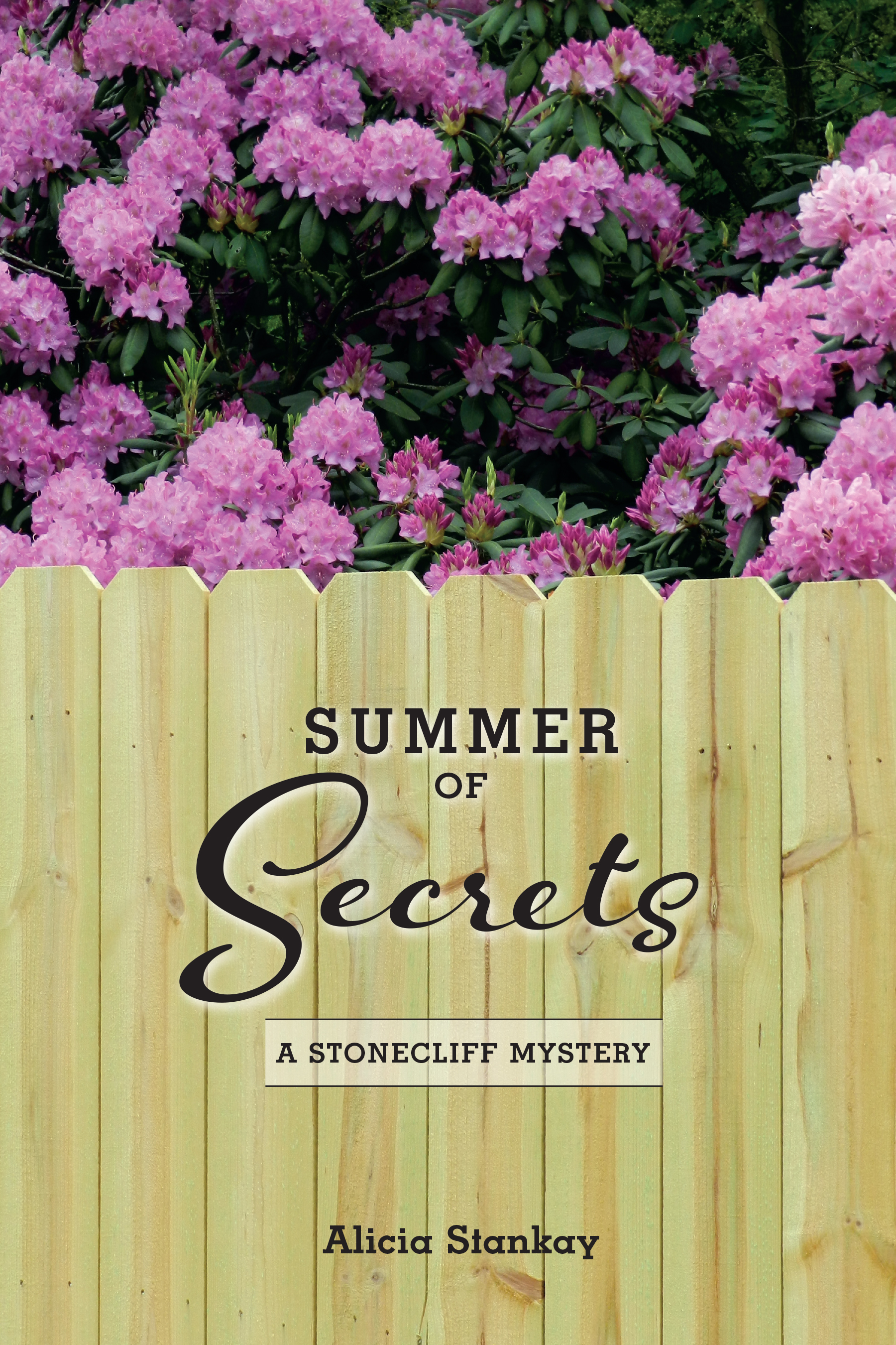 Summer of Secrets: A Stonecliff Mystery
