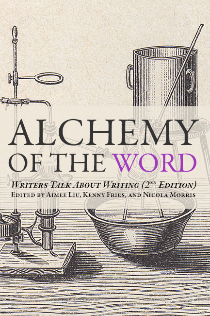 Craft Book Spotlight: Alchemy of the Word