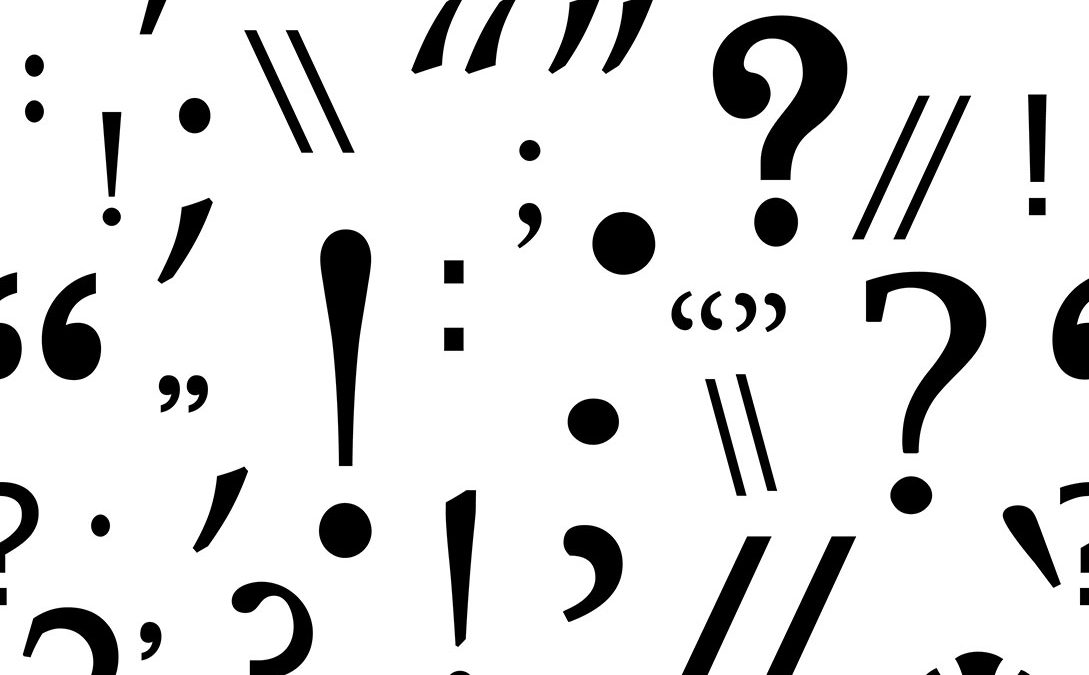 Punctuation Boot Camp: Our ultimate grammar guide