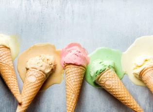 July Writing Prompt: Ice Cream