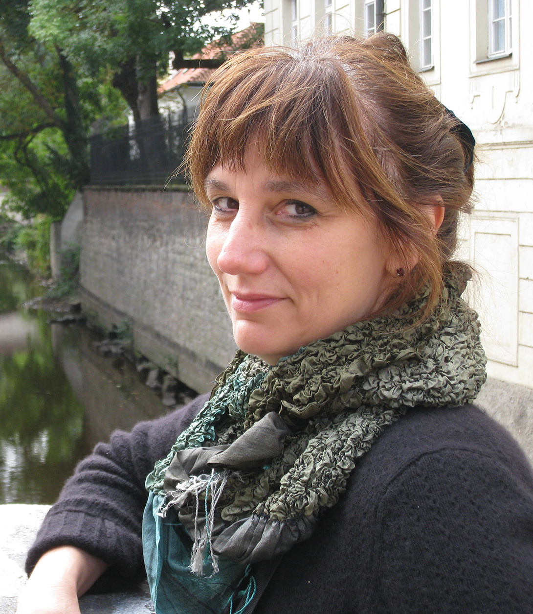 An interview with award-winning author Mira Bartók