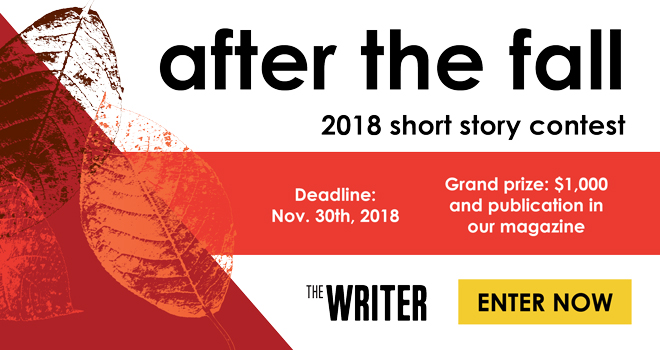 After the Fall short story contest - The Writer magazine