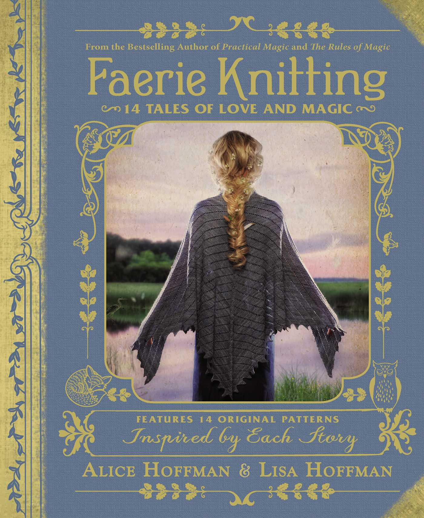 Craft Book Spotlight: Faerie Knitting