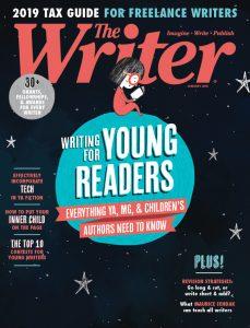 January 2019 issue of The Writer magazine