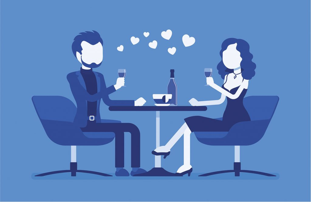 Miten kertoa, jos dating mies tai poika