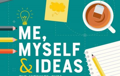 Craft Book Spotlight: Me, Myself, & Ideas