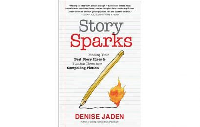 Craft Book Spotlight: Story Sparks