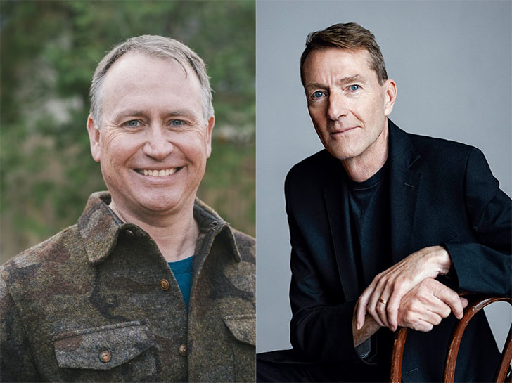 Paul Doiron & Lee Child