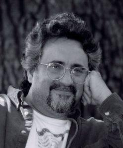 Poet Virgil Suárez