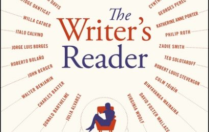 Craft Book Spotlight: The Writer's Reader
