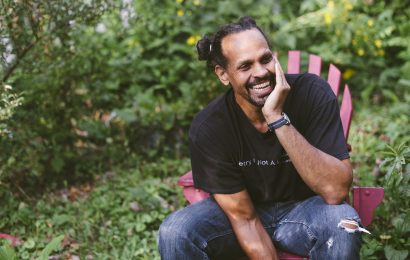 Ross Gay: Finding joy in the process