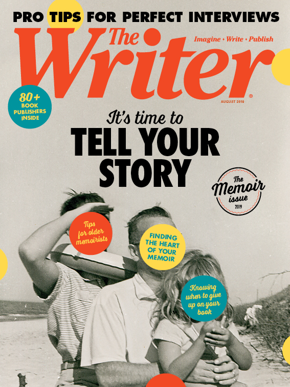 The Writer magazine - Advice and inspiration for today's writer