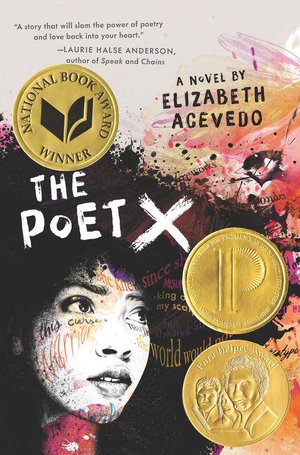 The Poet X by Elizabeth Acevedos