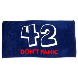 Hitchhikers Guide to the Galaxy Towel