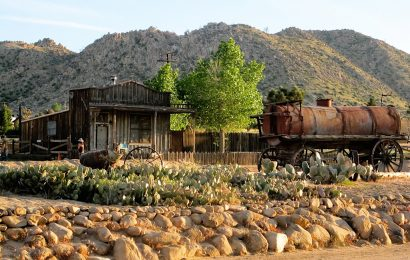 Literary Spotlight: Pioneertown