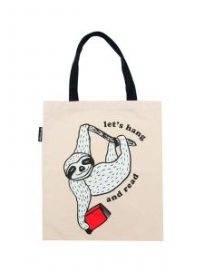 Let's Hang and Read Bag
