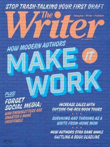 September Issue of The Writer