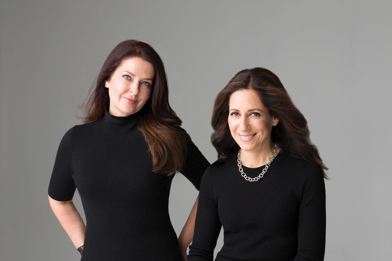 Greer Hendricks and Sarah Pekkanen