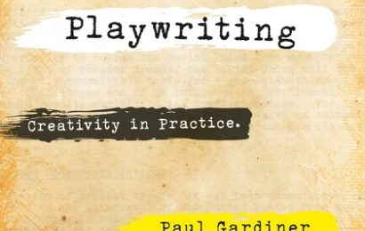 Craft Book Spotlight: Teaching Playwriting