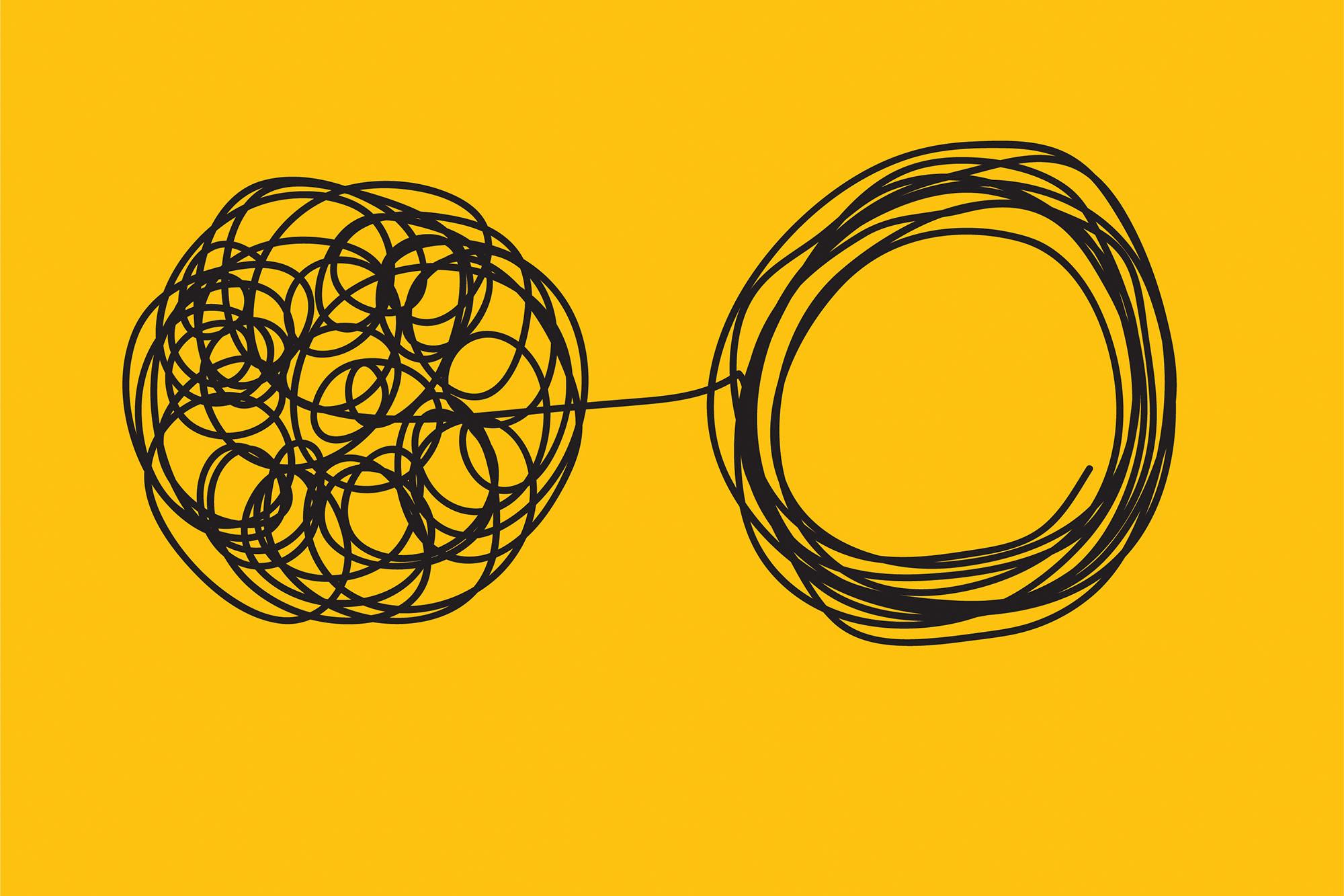 Untangling threads