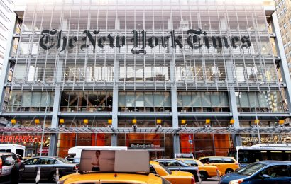 Changes coming to the New York Times bestseller lists