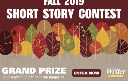 Our 2019 fall short story contest is here!