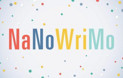 Celebrating 20 years of NaNoWriMo
